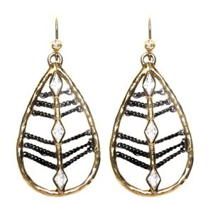 idazzle.com Jewelry Giveaway: Melinda Maria Statement Earrings!