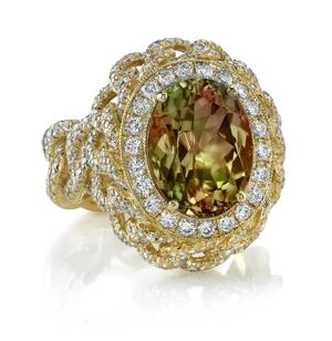 Zultanite: New Gem Discovered by Amazing Jewelry Designers