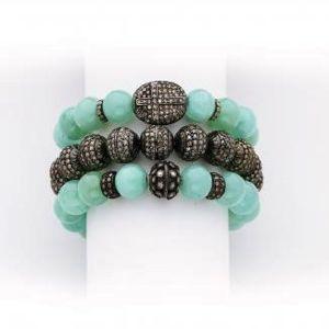 Stretch Bracelet Design Ideas - Interior Design