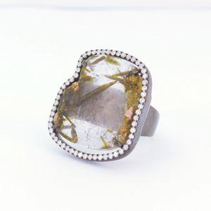 Jordan Alexander Quartz Ring
