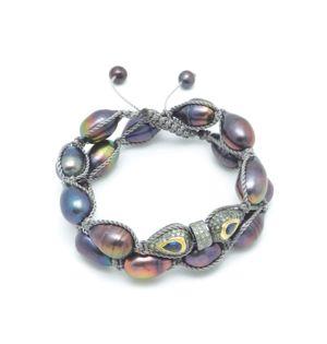 Jordan Alexander Pearl Bracelet