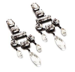 Erickson Beamon Diamond Collection Earrings from Bauble Bar