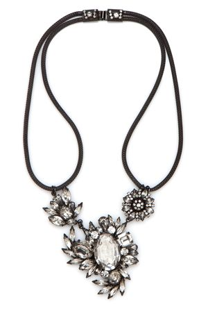 Erickson Beamon Diamond Collection Necklace from Bauble Bar
