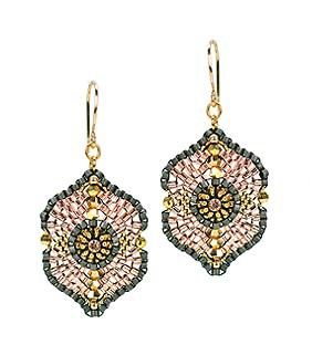 Miguel Ases Earrings