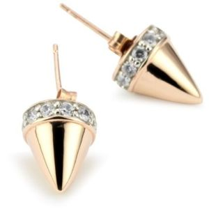 Nicky Hilton Stud Earrings