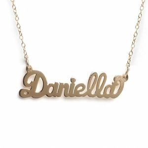 Bauble Bar Name Necklace