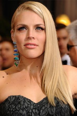Busy Phillips in Irene Neuwirth Earrings