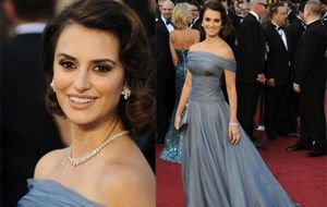 Penelope Cruz Oscars 2012 Necklace