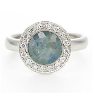 Anne Sportun Sapphire Ring