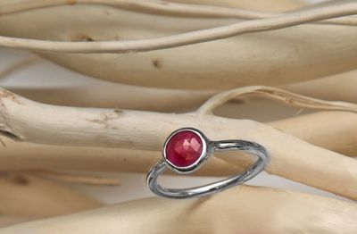 Valentine's Day Jewelry Giveaway: Aroc Urtu Ruby Ring!