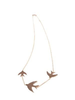 Grammy Jewelry: The Band Perry and a Dove Necklace by Kismet
