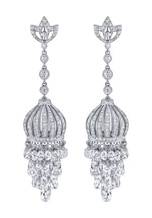 Octavia Spencer Carousel Neil Lane Earrings 2012 Oscars