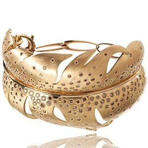 Wilfredo Rosado Feather Bracelet