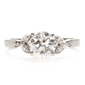 Single Stone Ring Greenwich Jewelers
