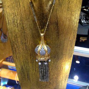 Supreme Tassel Necklace