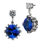 idazzle.com Obsession: Alexandra Mor Tanzanite Earrings