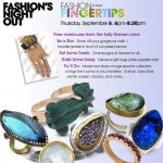 Fashion&#8217;s Night Out Jewelry Events in New York City