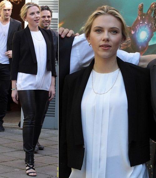 Scarlett Johansson in Jemma Wynne