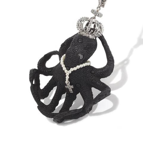 Katey Brunini Octopus Pendant