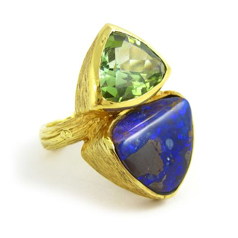 Katey Brunini Opal Ring