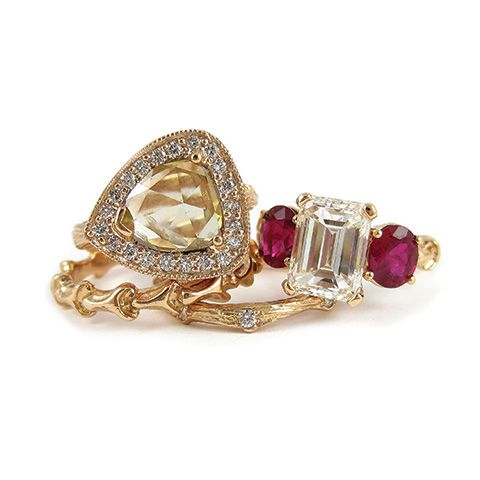 Katey Brunini Rings