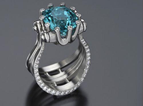 Alexandra Hart ring