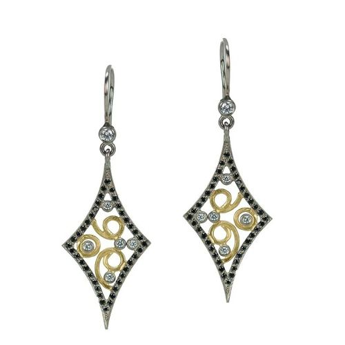 Annie Fensterstock Earrings