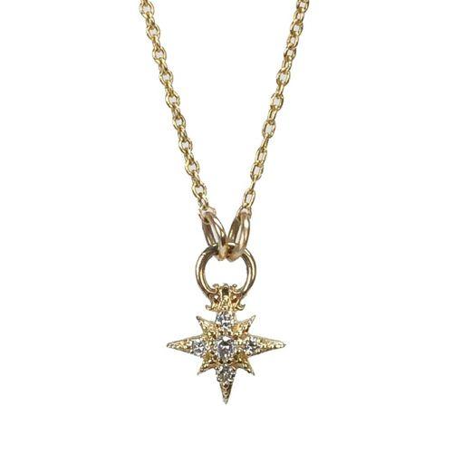 Mizuki Starburst necklace