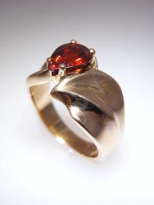 Mark Schneider Ring