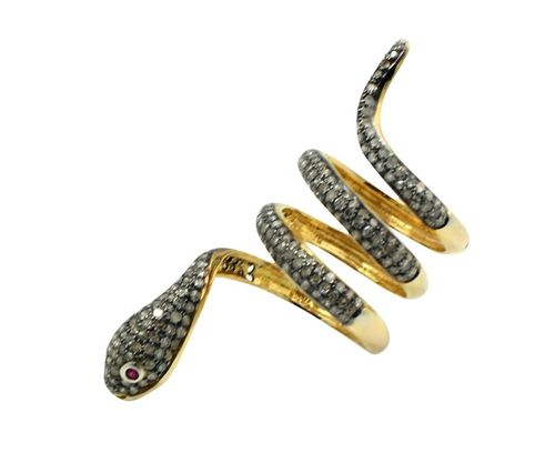 J/Hadley Slither Ring