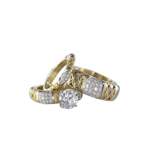 Alishan Rings