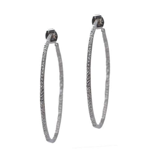 Mary Louise Designs Mega Hoop Earrings
