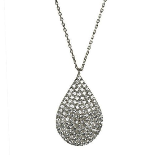 Mary Louise Designs Pave Pendant