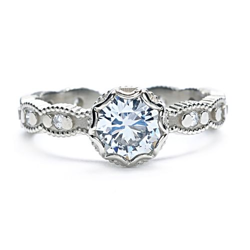 Megan Thorne engagement ring