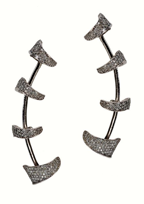 Colette Jewelry Ear Cuffs for Couture 2013