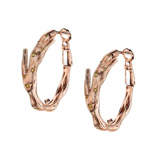 Borgioni Branch Earrings