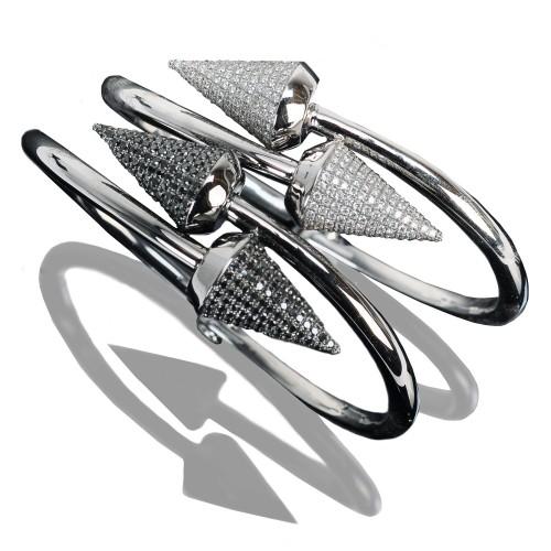 Borgioni Spike Cuffs
