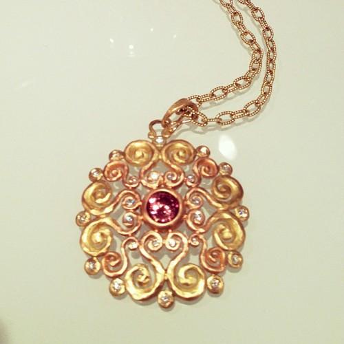Pamela Froman Fine Jewelry Pendant Luxe Intelligence