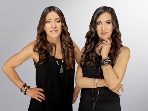 Rhonda and Tiffany Bartolacci, Borgioni