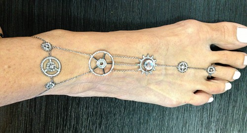 Colette Foot Jewelry