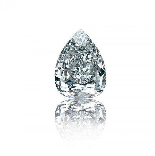 The Millennium Star Diamond