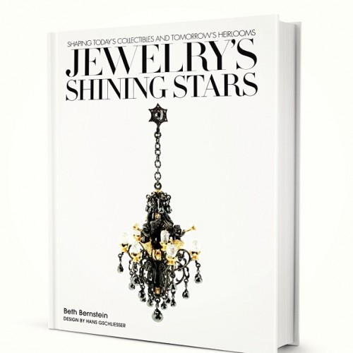 Jewelry's Shining Stars Book Cover