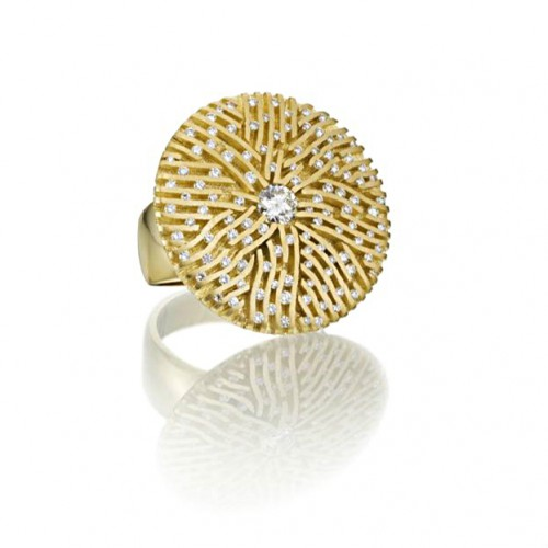 Christo Kiffer Explosion Ring