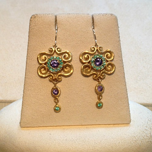 Pamela Froman Earrings