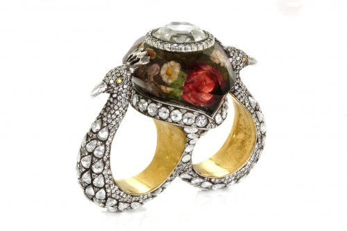 Sevan Bicakci Double Finger Ring
