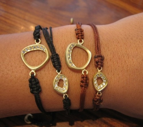 Jewelry Gift Ideas: Vicente Agor Bracelets #HintingSeason