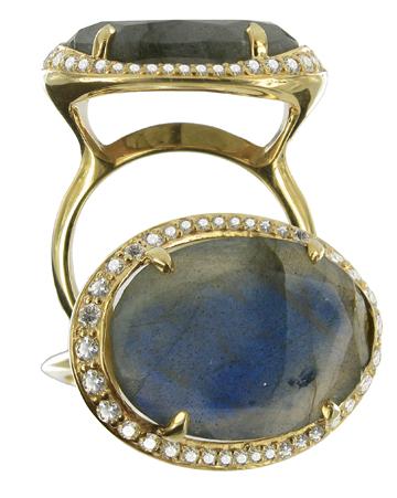 Vicente Agor Precious Ring