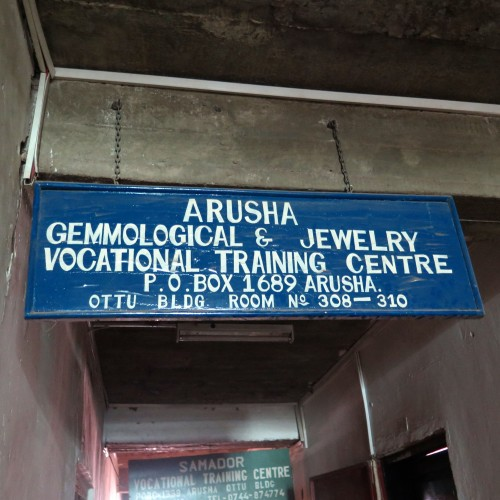 Arusha Gemmological and Jewelry Vocational Training Centre