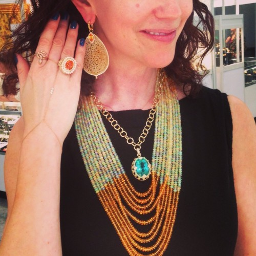 Erica Courtney Opals and Paraiba