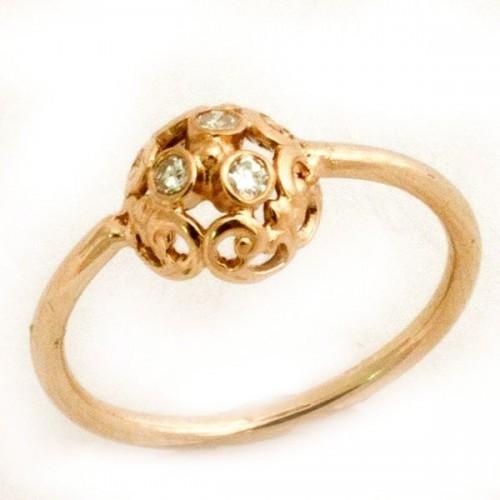 Beth Bernstein Estate of Grace Engagement Ring